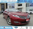 Used 2013 Lincoln MKZ EXPANSION SALE ON NOW | PANO ROOF | NAVIGATION | for sale in Brantford, ON