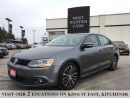 Used 2013 Volkswagen Jetta 2.5L | HIGHLINE | BEIGE LEATHER | ROOF for sale in Kitchener, ON