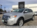 Used 2013 Ford Edge SEL | NAVIGATION | DUAL ROOF | LEATHER for sale in Kitchener, ON