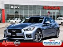 Used 2015 Infiniti Q50 Sport*Accident Free*One Owner* for sale in Ajax, ON