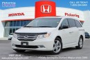 Used 2013 Honda Odyssey Touring | DVD | LEATHER | NAVI for sale in Pickering, ON