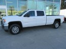Used 2015 GMC Sierra 3500 HD Crewcab 2wd gas long box SLE loaded for sale in Richmond Hill, ON