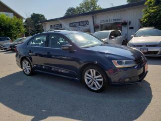 Used 2012 Volkswagen Jetta HIGHLINE for sale in Waterdown, ON