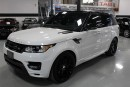 Used 2015 Land Rover Range Rover Sport V8 SC Autobiography Dynamic for sale in Woodbridge, ON