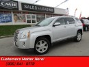Used 2011 GMC Terrain SLT-1   AWD, LEATHER, CAMERA, 8-WAY SEAT, BLUETOOTH for sale in St Catharines, ON