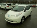 Used 2014 Nissan Leaf S for sale in Burnaby, BC