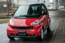 Used 2009 Smart fortwo Pure for sale in Langley, BC