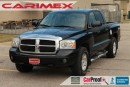 Used 2006 Dodge Dakota SLT | 4x4 | ONY 117K | CERTIFIED + E-Tested for sale in Waterloo, ON