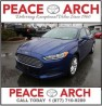 Used 2014 Ford Fusion SE-BACKUPCAM/POWERSEATS/BLUETOOTH for sale in Surrey, BC