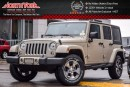 New 2017 Jeep Wrangler Unlimited New Car Sahara 4x4|LED Lights,Connect.Pkgs|Nav|R.Start|18