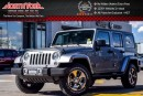 New 2017 Jeep Wrangler Unlimited New Car Sahara 4x4|Nav|Leather|Connect.Pkg|R.Start|18