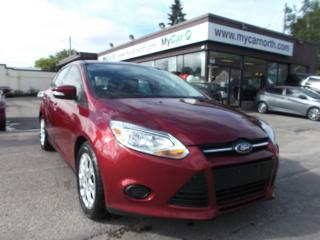 Used 2013 Ford Focus SE for sale in North Bay, ON
