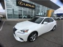Used 2014 Lexus IS 350 Luxury Package for sale in Brampton, ON