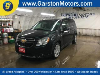 Used 2012 Chevrolet Orlando LTZ*DVD PLAYER*REMOTE START*FOG LIGHTS* for sale in Cambridge, ON