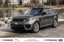 Used 2016 Land Rover Range Rover Sport V8 Supercharged SVR (2016.5) for sale in Vancouver, BC