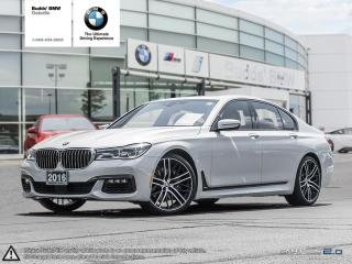 Used 2016 BMW 750i xDrive for sale in Oakville, ON