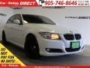 Used 2011 BMW 323i i| UPGRADED WHEELS| LEATHER| PUSH START| for sale in Burlington, ON