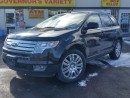 Used 2008 Ford Edge Limited AWD for sale in Dundas, ON