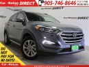 Used 2017 Hyundai Tucson Luxury 2.0| LEATHER| PANO ROOF| AWD| for sale in Burlington, ON