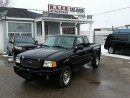 Used 2002 Ford Ranger EDGE XLT 4X4 for sale in Barrie, ON
