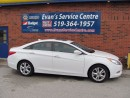 Used 2013 Hyundai Sonata LIMITED for sale in Hanover, ON