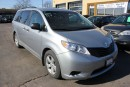 Used 2015 Toyota Sienna LE Bluetooth Backup Camera for sale in Brampton, ON