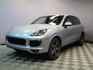 Used 2017 Porsche Cayenne S w/ Tip for sale in Edmonton, AB