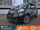 Used 2015 Fiat 500 L LOUNGE, NAVIGATION, SUNROOF, BACKUP CAMERA & SENSORS, FREE LIFETIME ENGINE WARRANTY! for sale in Richmond, BC