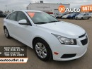 Used 2014 Chevrolet Cruze 1LT for sale in Edmonton, AB