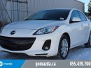 Used 2013 Mazda MAZDA3 GS-SKY,Touring pkg, leather, sunroof, fog lights for sale in Edmonton, AB