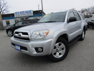 Used 2008 Toyota 4Runner SR5  for sale in St Catharines, ON