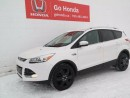 Used 2014 Ford Escape TITANIUM, 4WD, LEATHER, NAVI for sale in Edmonton, AB