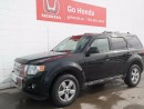 Used 2010 Ford Escape LIMITED, 4WD, AUTO, LEATHER, V6 for sale in Edmonton, AB
