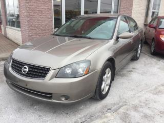 Used 2006 Nissan Altima S for sale in North York, ON