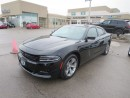 Used 2016 Dodge Charger SXT - V6  Sunroof  Remote Start  Bluetooth  Heated for sale in London, ON