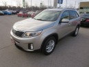 Used 2014 Kia Sorento GDI - FWD  Bluetooth  Sat Radio  Parksense for sale in London, ON