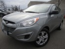 Used 2013 Hyundai Tucson One owner-Very clean-Certified for sale in Mississauga, ON