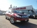 Used 2011 Subaru Outback 5DR REMOTE START2.5i Prem LOW KM BLUETOOTH SAFETY for sale in Oakville, ON