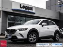 Used 2016 Mazda CX-3 GS AWD LUX NAV for sale in Burlington, ON