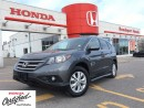 Used 2013 Honda CR-V EX-L, one owner, clean carproof, running boards for sale in Scarborough, ON