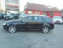 Used 2008 Audi A4 WAGON S-LINE for sale in Scarborough, ON