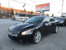 Used 2009 Nissan Maxima 3.5 SV for sale in Scarborough, ON