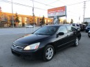 Used 2007 Honda Accord EX-LLeather ,sunroof, nafication ,fully loded!!!! for sale in Scarborough, ON