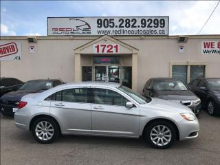 Used 2011 Chrysler 200 Touring, WE APPROVE ALL CREDIT for sale in Mississauga, ON