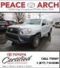Used 2012 Toyota Tacoma CANOPY/LOWKMS/ACCIDENT FREE for sale in Surrey, BC