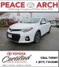Used 2015 Toyota Corolla S-NAV/LEATHER/SUNROOF/BACKUPCAM for sale in Surrey, BC