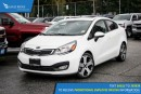 Used 2013 Kia Rio SX Navigation, Sunroof, and Heated Seats for sale in Port Coquitlam, BC