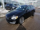 Used 2015 Volvo V60 T5 Drive-E Premier FWD for sale in Calgary, AB