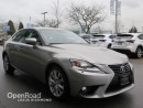 Used 2015 Lexus IS 250 STANDARD PKG - Certified for sale in Richmond, BC