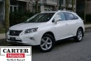 Used 2013 Lexus RX 350 AWD + LEATHER + HEATED & COOLED SEATS + PUSH START for sale in Vancouver, BC